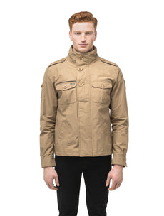 Men's waist length military style jacket in Cork