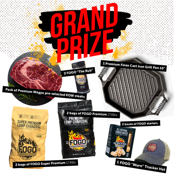 Grill Moves Prize