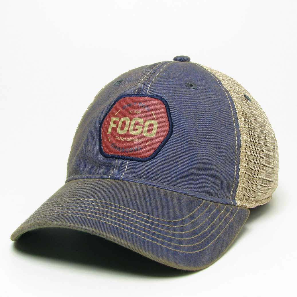 "FOGO ""Worn"" Trucker Hat"