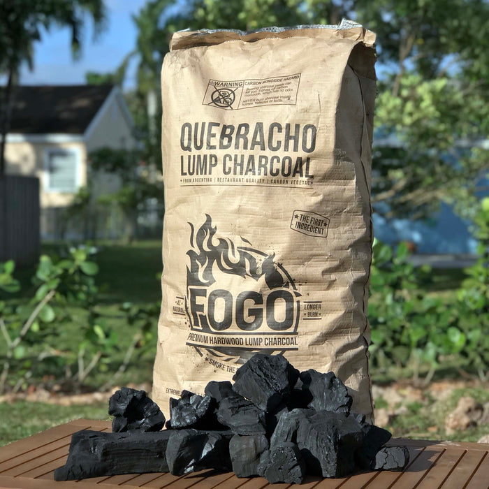 Argentinean Quebracho Blend 35-pound Hardwood Lump Charcoal Bag