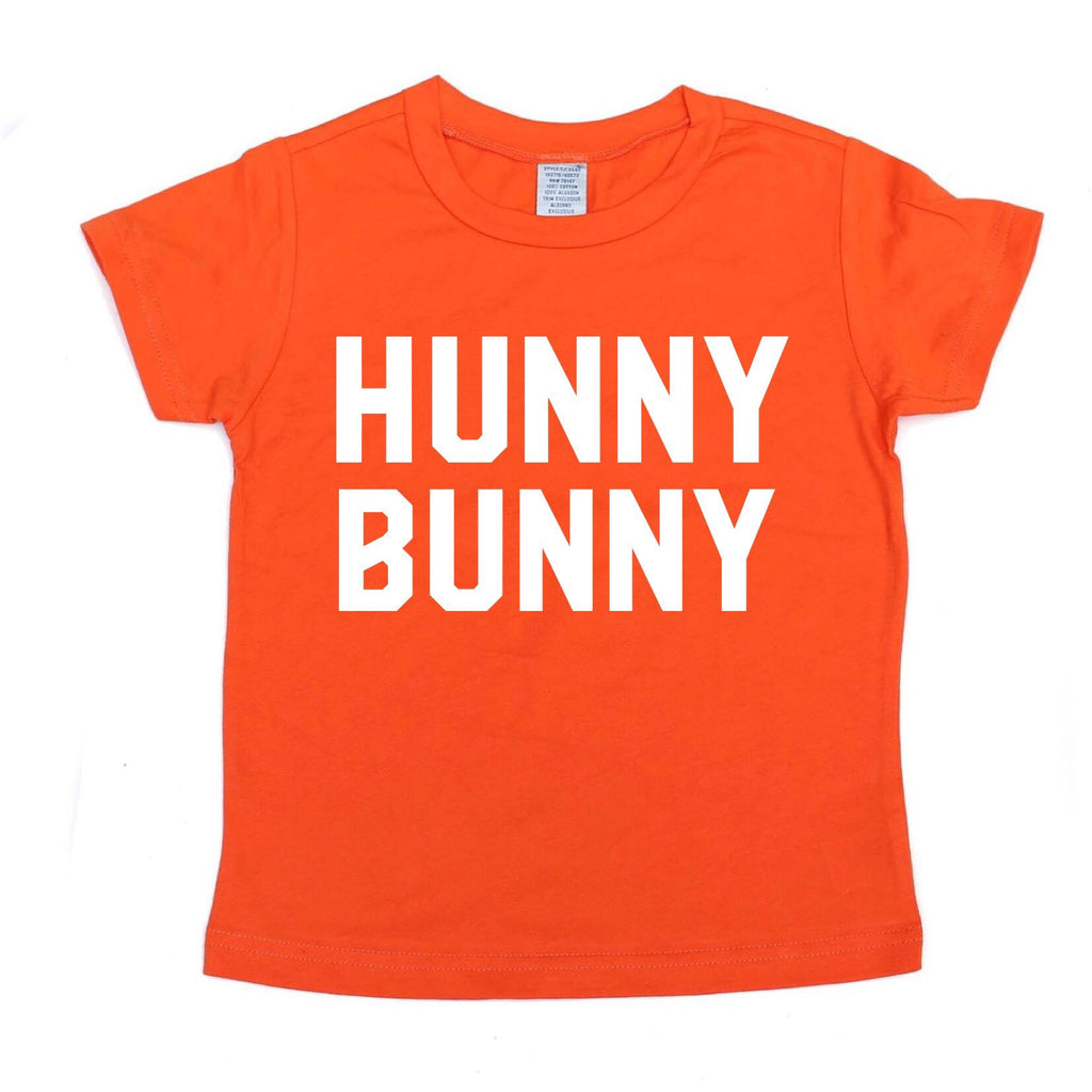 Hunny Bunny Orange tee