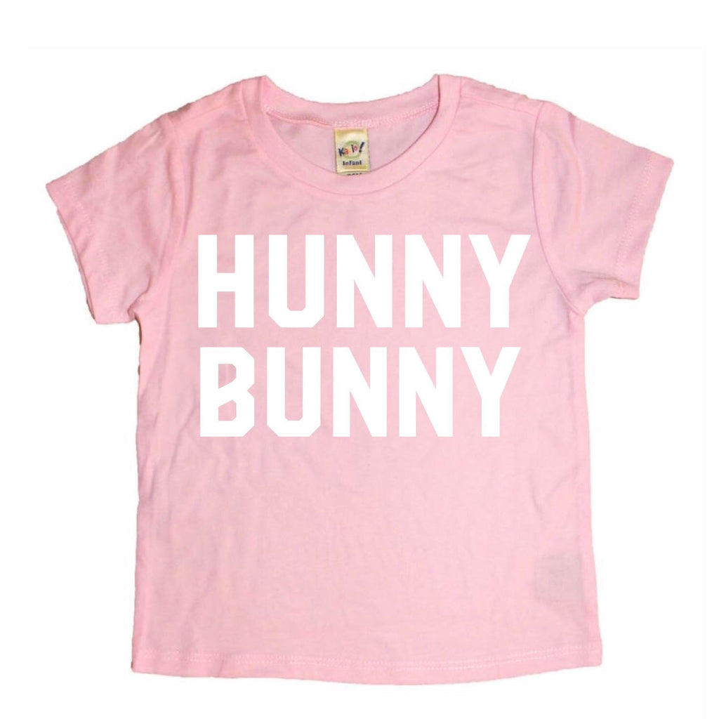 Hunny Bunny Light Pink Tee