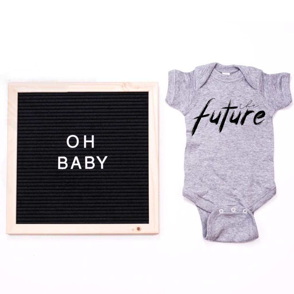 The Future Onesie