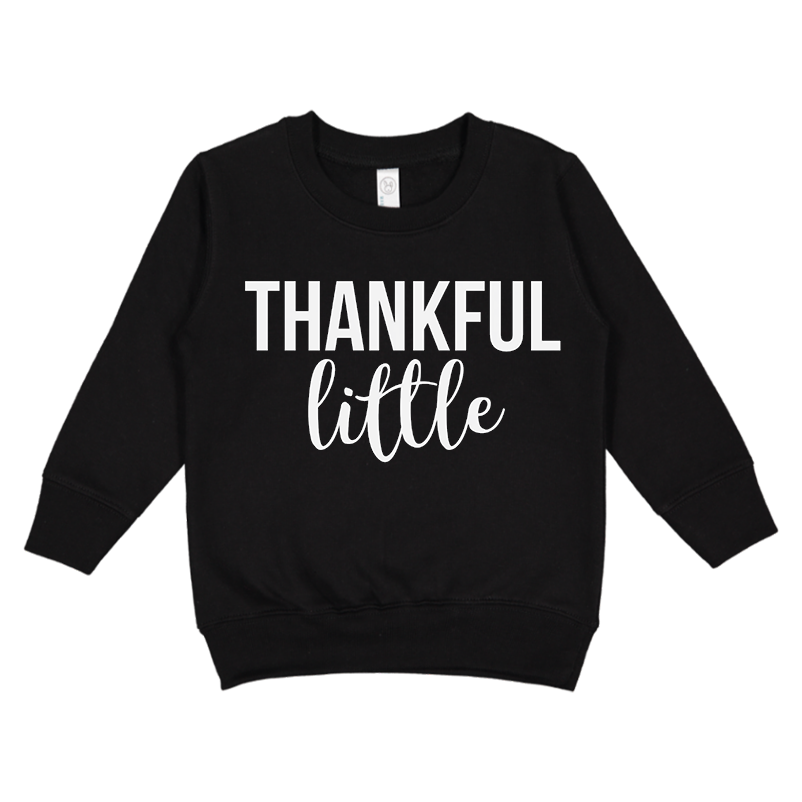 Thankful Little Sweatshirt