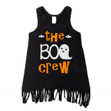 The Boo Crew Black Dress