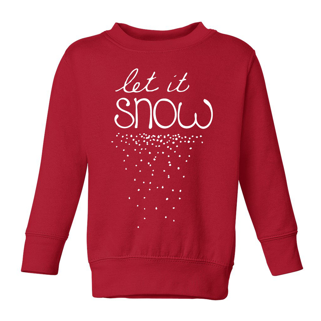 Let It Snow Crewneck