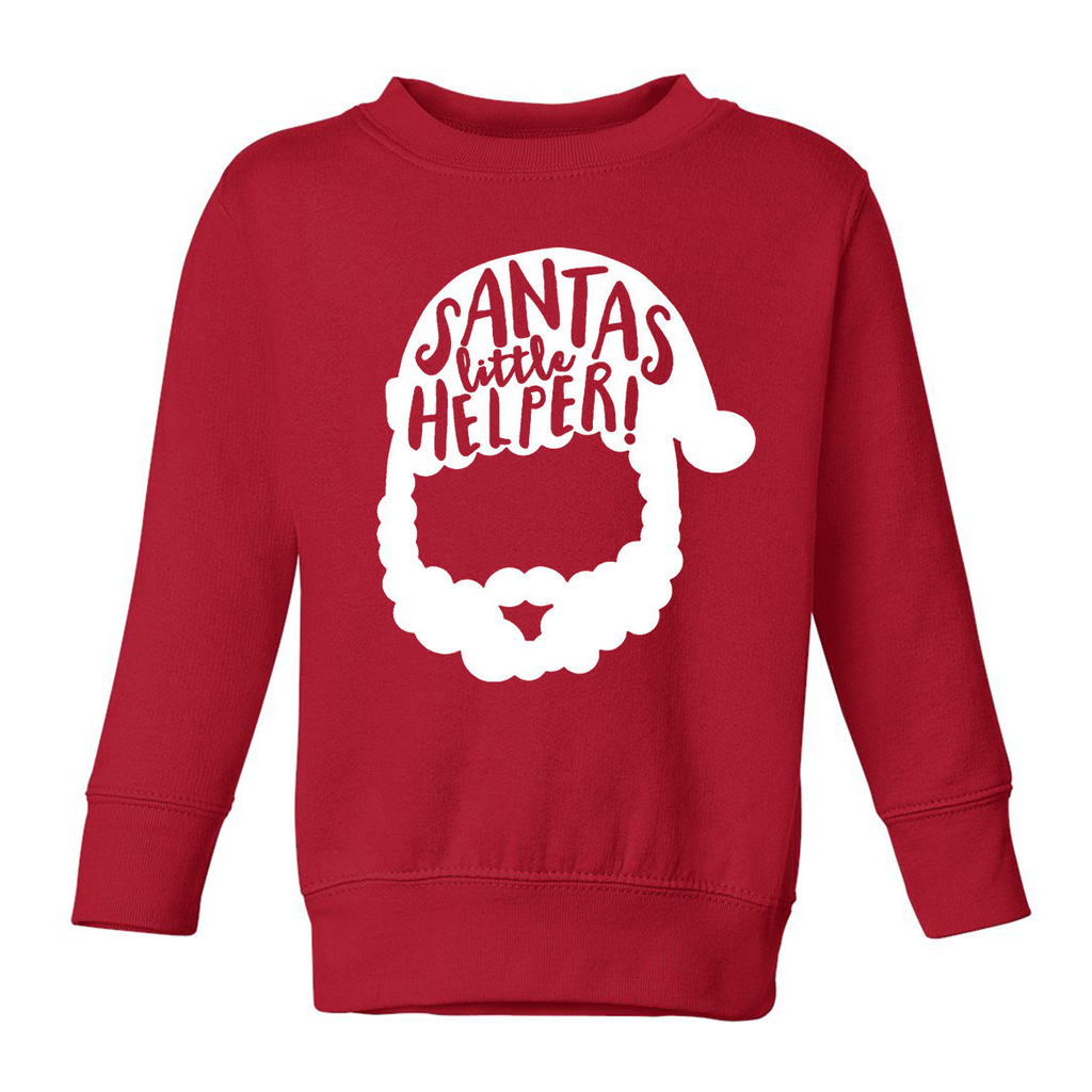 Santa's Helper Crewneck