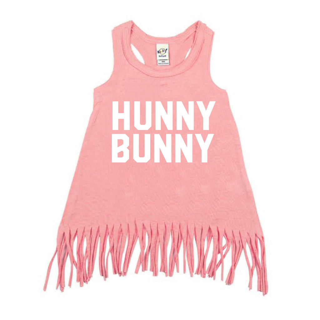 Hunny Bunny Flamingo Pink Dress