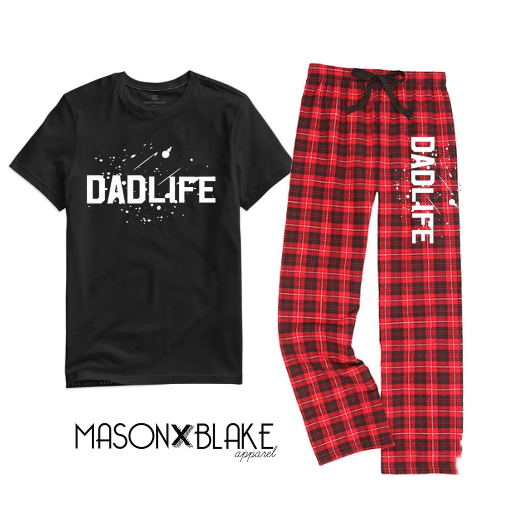Dad Life Holiday PJ's