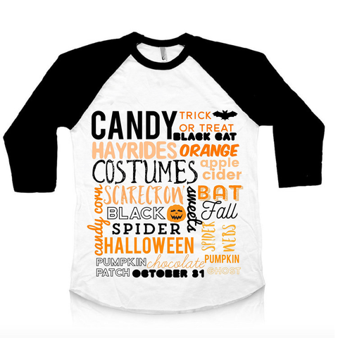 Vampires, Witches & Ghosts Tee