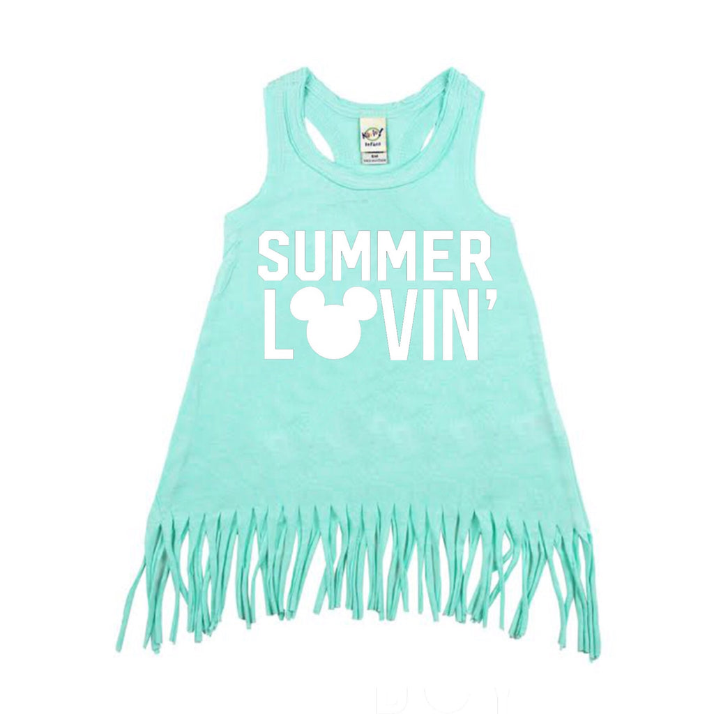 Summer Lovin' Blue Dress