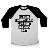 Ladies Man Raglan