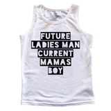 Ladies Man Tank Top