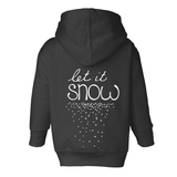 Let It Snow Zip Up