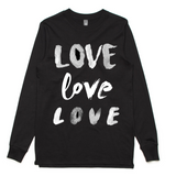 Love Love Love Long Sleeve Shirt