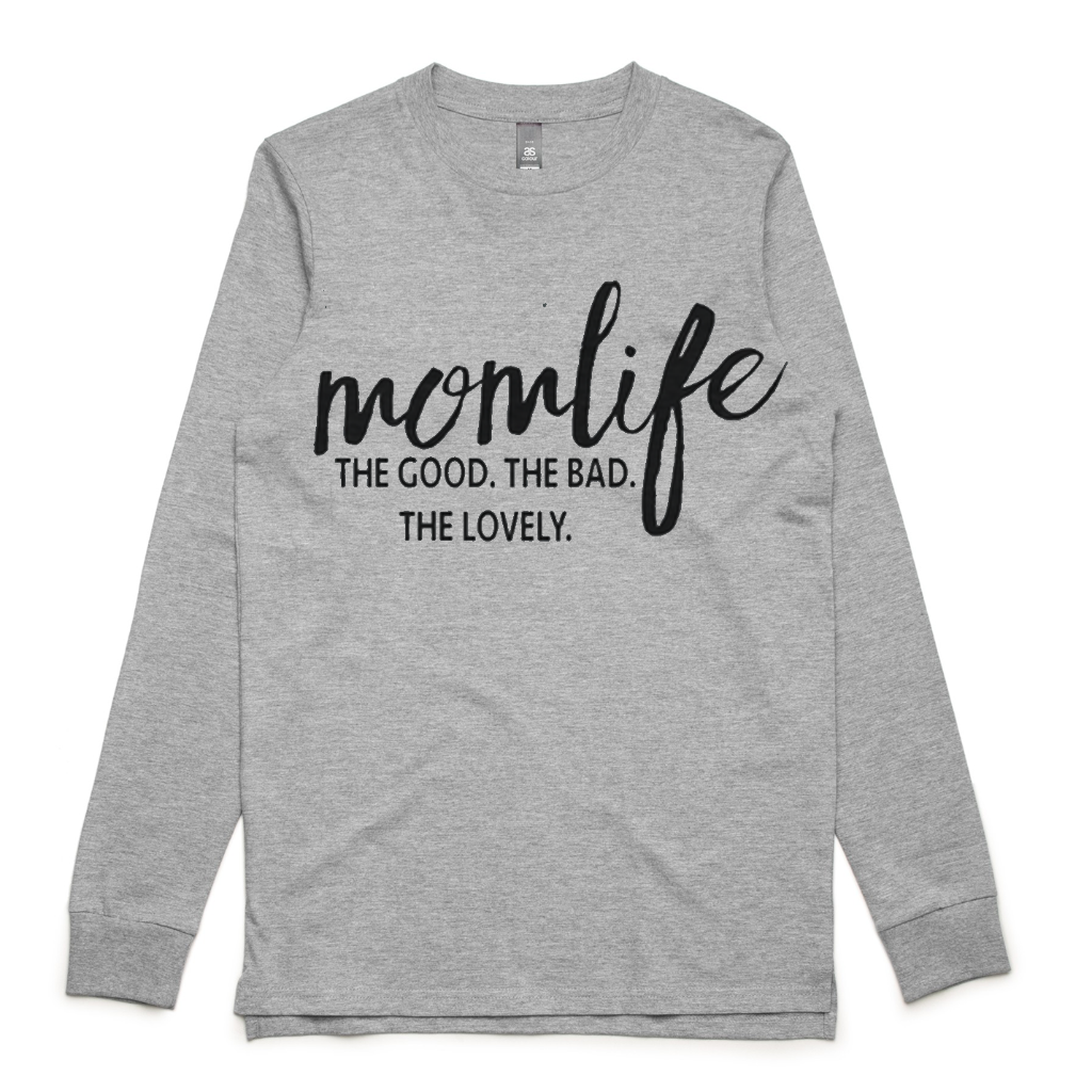 Mom Life Long Sleeve Shirt