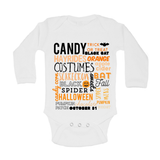 Fall Favorites Long Sleeve Onesie