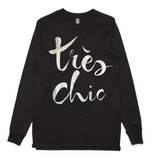 Tres Chic Long Sleeve Shirt