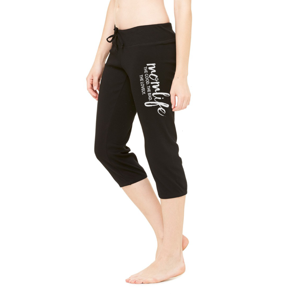 Mom Life Capri Sweats