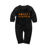 Mommy's Pumpkin Romper