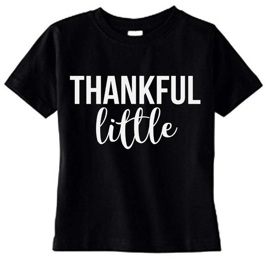 Thankful Little Tee