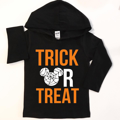 Trick Or Treat Unisex Crew neck sweatshirt