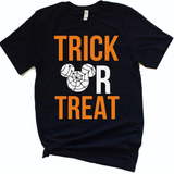 Trick Or Treat Adult Tee