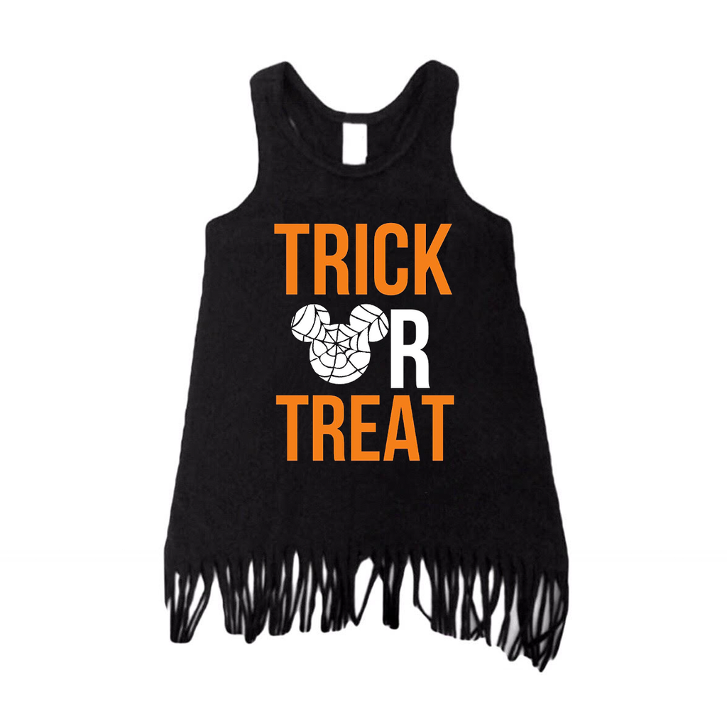 Trick Or Treat Black Dress
