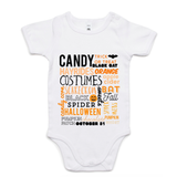 Fall Favorites Onesie