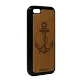 Anchor Wooden iPhone 5c Case - iPhone 5c