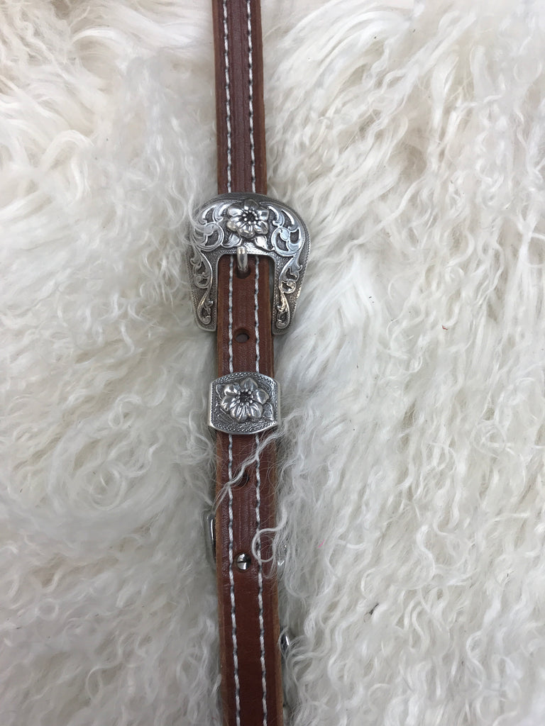 Wither strap medium with sunflower buckle