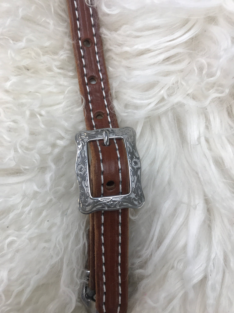 Wither strap medium with stainless buckle