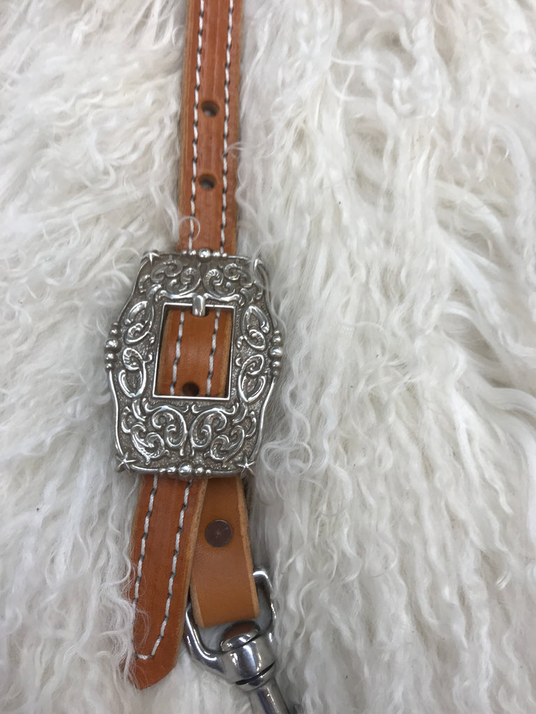 Wither strap tan with star buckle