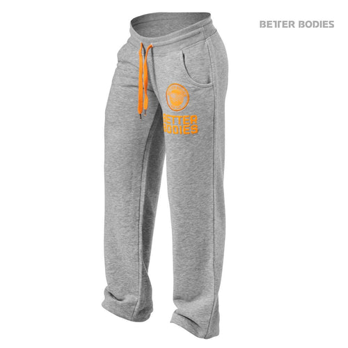Better Bodies Shaped Sweat Pants Grey