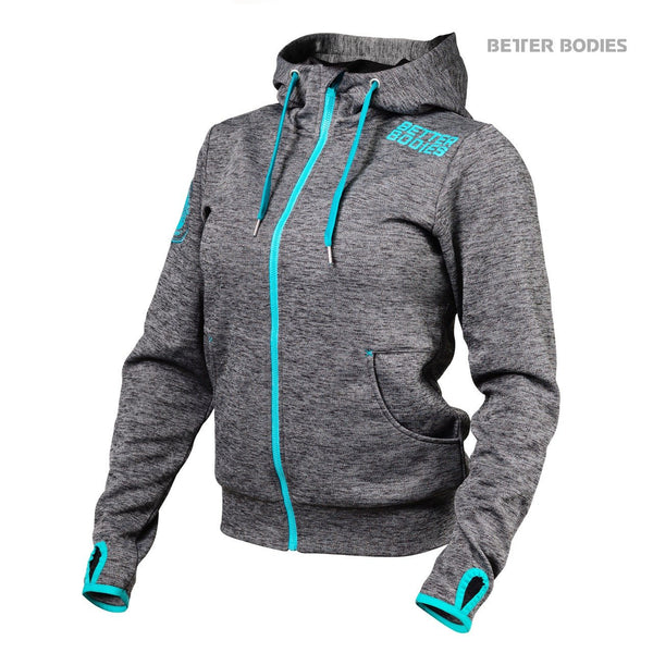 Better Bodies Women's Athletic Hood Anthracite
