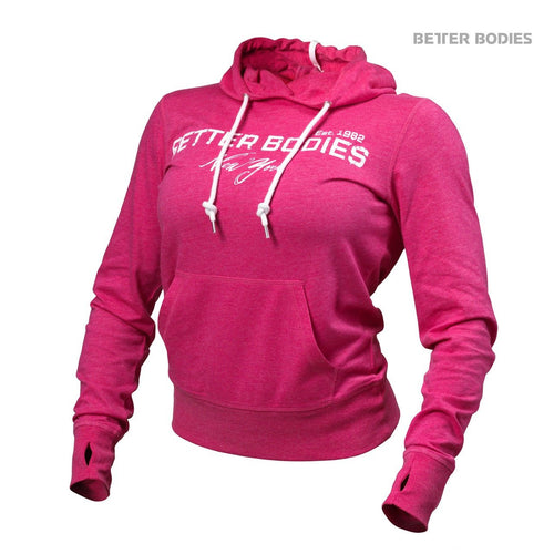 Better Bodies Women's N.Y Hood Sweater Pink
