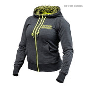 Better Bodies Women's Soft Logo Hoodie Anthracite
