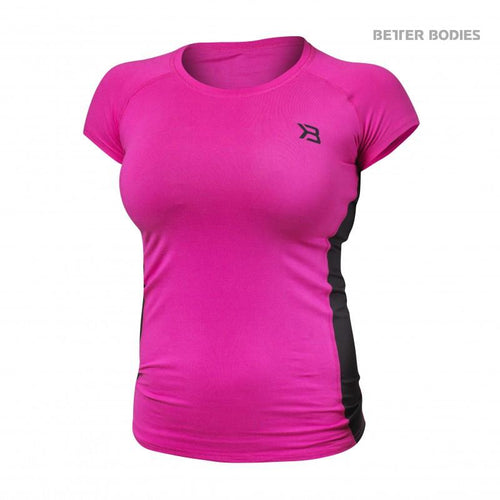 Better Bodies Performance Soft Tee Pink
