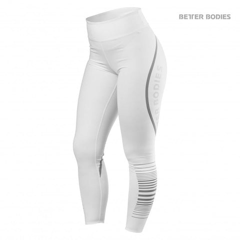 Better Bodies Madison Tights White
