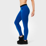 Better Bodies Astoria Curve Tights Strong Blue