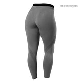 Better Bodies Astoria Curve Tights Grey back