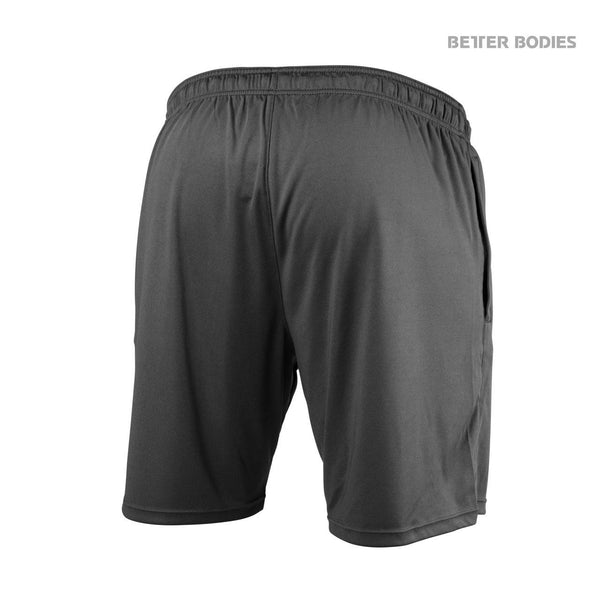 Better Bodies Loose Function Shorts, Iron Back