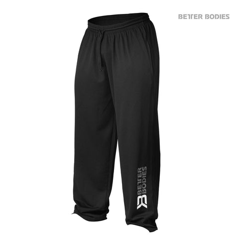 Better Bodies Mesh Pants, Black