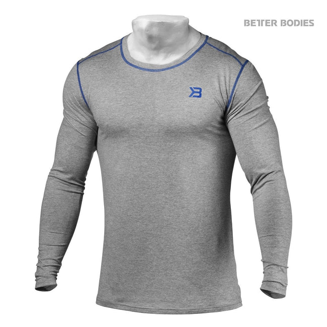 Better Bodies Performance Long Sleeve, Grey