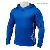 Better Bodies Soft Hoodie Strong Blue