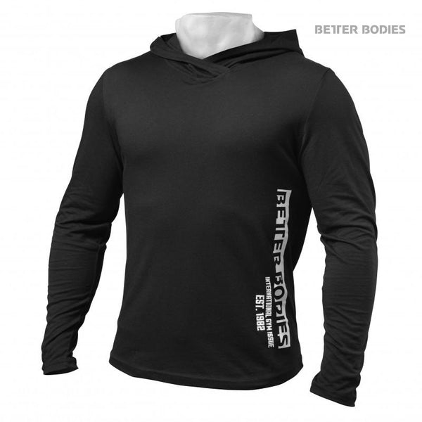 Better Bodies Soft Hoodie Black