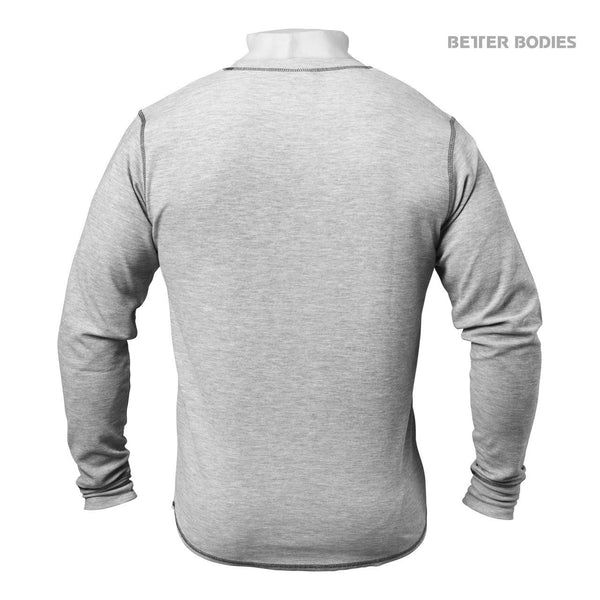 Better Bodies Tribeca Thermal, Grey Back