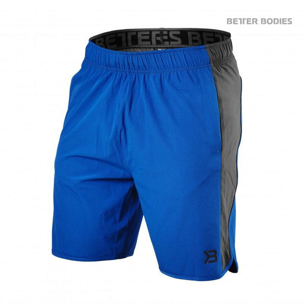 Better Bodies Brooklyn Shorts Strong Blue