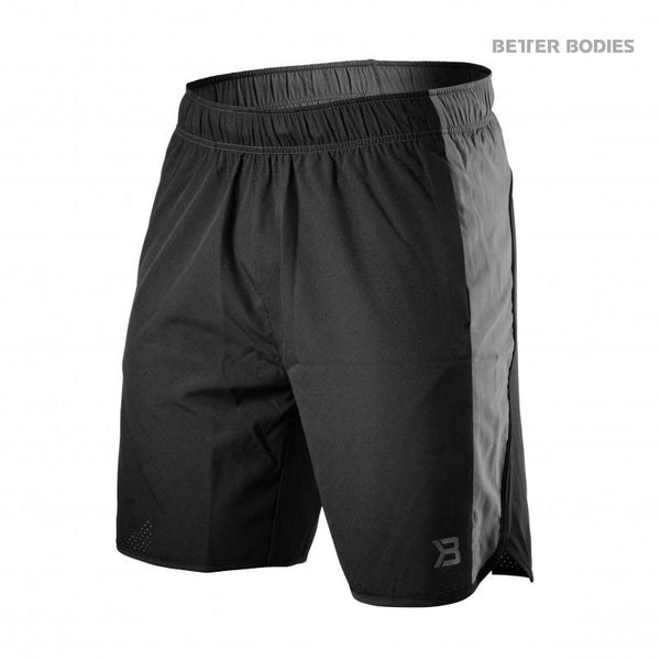 Better Bodies Brooklyn Shorts Black