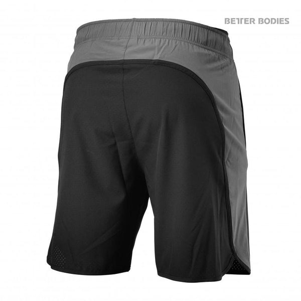 Better Bodies Brooklyn Shorts Black back